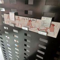 冲孔展板@哈尔滨专业地砖展示架@阳泉方孔货架