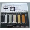 中西石油产品铜片腐蚀试验器 比色板(GB/T5096 ASTM D130)库号:M215448
