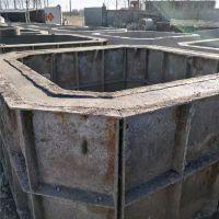 市政工程专用下水管道 水泥检查井 钢筋混凝土化粪池沉淀池污水池