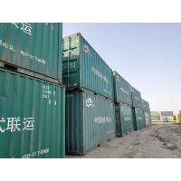 西安二手货柜集装箱6M/12M出售,批发零售,项目部办公集装箱房批发