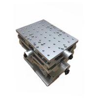 二维工作台 XY轴 手动二维平移台 激光打标工作台 打标机配件