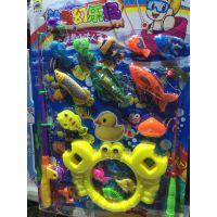 捕鱼小达人555-107 玩具钓鱼,批发, 成都益智,戏水儿童