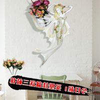 创意欧式天使壁挂壁饰墙面挂件家居客厅电视背景墙上装饰品