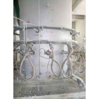 合成镁钙砂高温竖炉