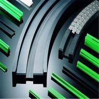 黑龙江东兴直线导轨 可定制HDPE耐磨双排直线链条导轨 高分子聚乙烯链条导向件哪家便宜