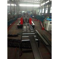 电缆桥架全自动成型机生产线
