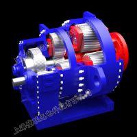 专业定制动态风力发电机增速齿轮箱剖析模型增速齿轮箱变速箱