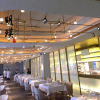 新中式工程灯 别墅吊灯 简约客厅餐厅卧室水晶吊灯新中式灯具批发