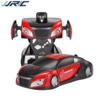 JJRC Q8变形机器人遥控充电爬墙车 陆地双模式漂移旋转遥控汽车