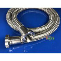 钢丝编织强化硅胶管,无缝螺旋PFA管,多功能实用软管,广东诺思WH00557软管