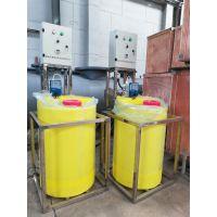 污水处理全自动加药设备厂家BeJY