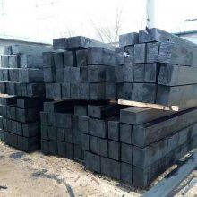 热销产品铁路用防腐枕木160*220*2500 道岔枕木