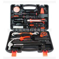 25件五金家用手动工具套装 家用礼品组合组套工具箱 维修工具