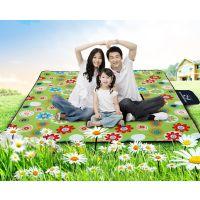 户外用品郊游防潮垫野外铺地毯野餐帐篷旅游草坪地垫公园儿童便携