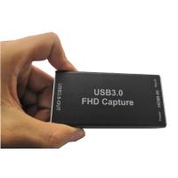 高清视频采集卡USB3.0游戏直播1080P手游OBS推流医疗视频采集HDMI