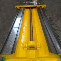 泊头厂家供应 铸铁工作台 铸铁机床导轨 批发铸铁T型槽机床工作台