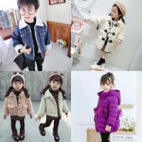 沈阳童装批发市场在哪里2018新款中大童羽绒棉服批发货到付款洋气潮板真毛领女大童外套批发