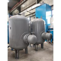 博谊洗浴热水容积式换热器厂家选型制造BeRH