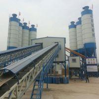湖南中博智建专业定制生产销售HZS240大型混凝土搅拌站
