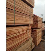 柳桉木防腐木厂家 俄罗斯木材加工厂