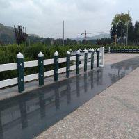 草坪护栏安平 绿化PVC围栏 社区低矮栅栏