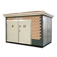 专业制造 YBP-M-315KVA户外欧式变电站 箱式变电站 非金属箱变