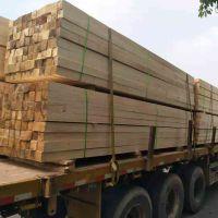 建筑松木方 抗压力强 使用次数多 广东中南神箭自产自销 四面见线率95%