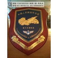 木质盾牌定制,战友聚会纪念品批发,西宁部队活动礼品定制