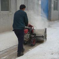新款汽油自走式扫雪机 圣鲁公路扫地机