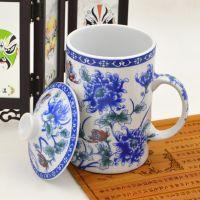 创意实用马克杯 陶瓷杯子中国风特色小礼物旅游景区热销纪念品