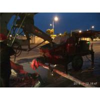 细石混凝土泵设备施工结束该怎么清洗