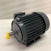 7.5KW台款大功率低噪音无振动刹车电机 厂家直销卧式三相异步电动机