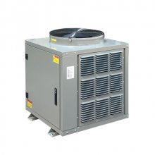 湖南景怡5P5吨建筑工地空气能热泵热水工程 学校医院太阳能热水工程