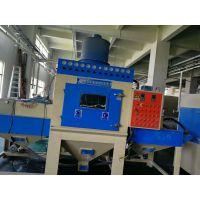 二手电镀厂设备,收尘塔,螺杆冷水机等设备