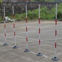 足球绕杆标志杆 篮球足球绕杆汽车训练杆绕桩练车杆学校1.8米