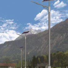 株洲太阳能路灯厂家直销6米太阳能路灯12v电压
