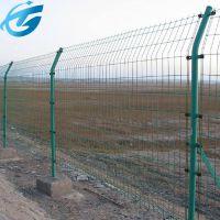 浸塑小区护栏网 光伏发电隔离网