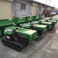 驰航东北冻土开沟机 小型履带式拖拉机施肥机 开沟施肥旋耕回填一体机
