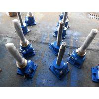 SWL蜗轮丝杆升降机联动平台
