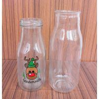 徐州誉华玻璃瓶厂家加工定做玻璃奶瓶