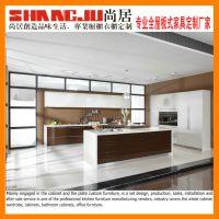 定制厂家 厨房橱柜 橱柜批发 整体家用橱柜定做 石英石不锈钢台面