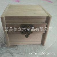 厂家定制实木首饰佛珠礼品盒 精油收纳盒 新款木质包装