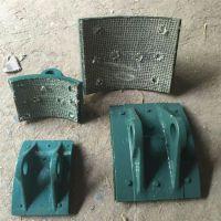 起重机刹车制动器 液压制动器配件瓦块 闸块