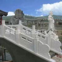 厂家定做石雕栏杆  景区公园大理石护栏 免费安装