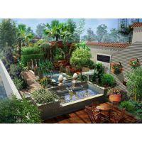 别墅花园景观设计公司