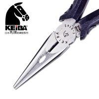 进口电工钳 正品日本马牌KEIBA电工尖咀钳 电工尖嘴钳T-316S*