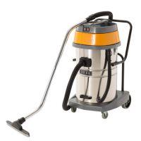 洁霸BF502工业吸尘器双马达吸尘吸水机70L工厂酒店宾馆用洗车场用