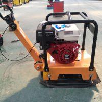 液压夯实器 供应汇鹏KC03挖掘机液压平板夯厂家