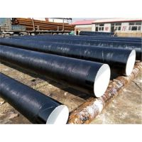 三油两布防腐钢管/冷缠带沥青漆防腐钢管