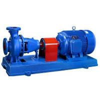 长寿IS型清水泵输送不含固体颗粒的常温液体